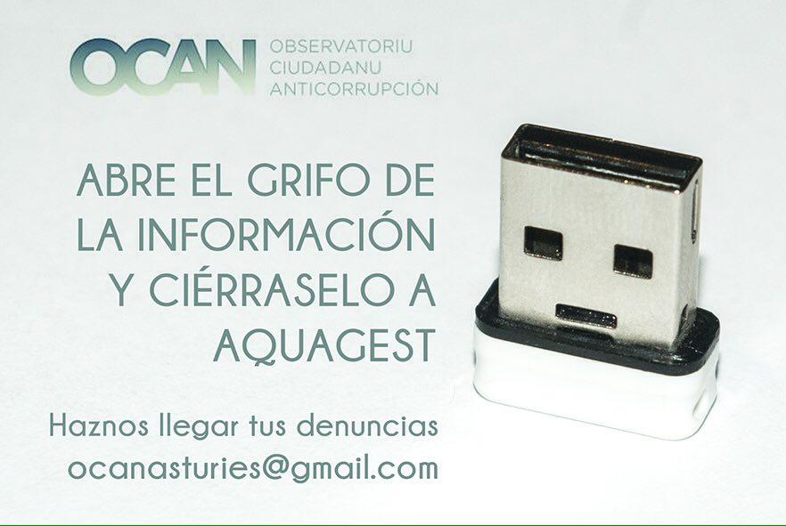 Abre el grifo de la información y ciérraselo a Aquagest